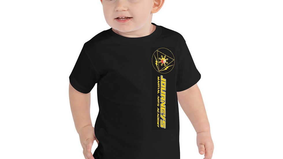 JMA [ Lil Ninjas ] Uniform Toddler Short Sleeve Tee