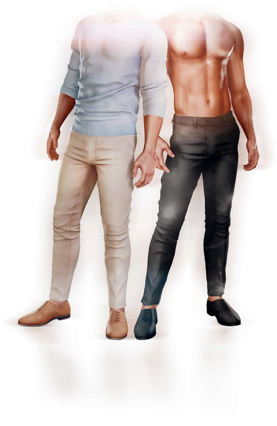create a mesh male poster.png