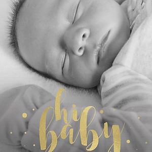 Jenifer & Tim Newborn Baby