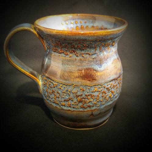 Textured River Mug