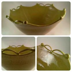 Pear Green Bowl