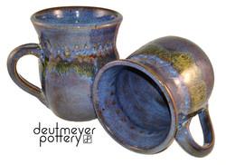 Blue Jasper Mugs