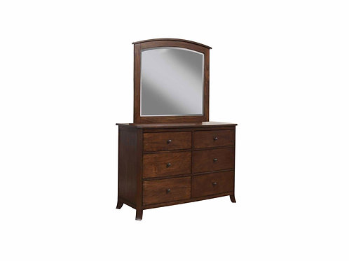 Baker Dresser Mirror