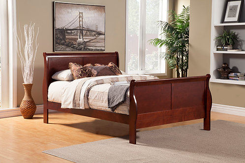 Louis Philippe ll Bed