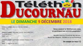 TELETHON : DUCOURNAU s'engage !