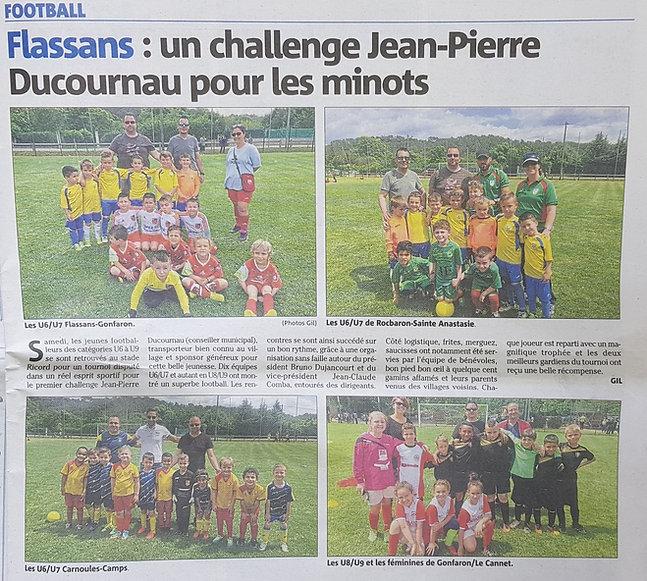 Ducournau Flassans Challenge