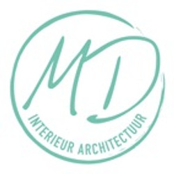 MD logo - Marjolein vDongen InterieurArc