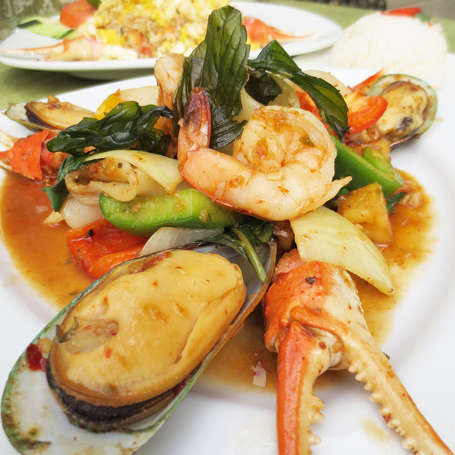 HS10 Seafood medley