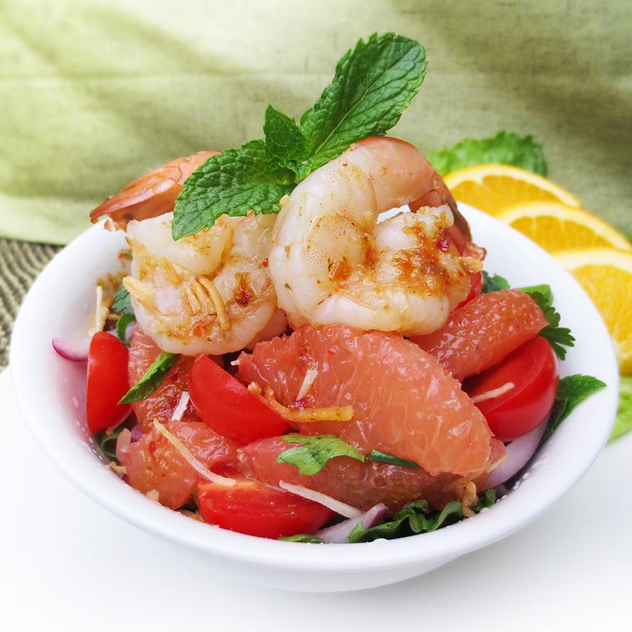 MN1 Grape Fruit Salad