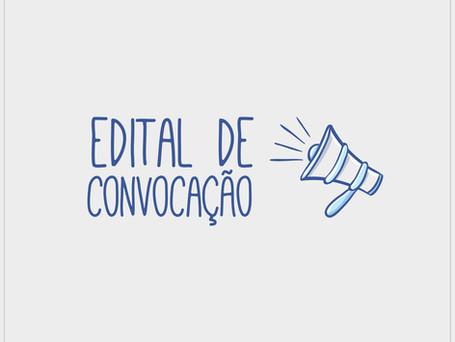Edital de Convocação de Assembleia Geral Ordinária para Eleição