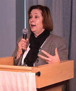 Karen Simpson speaking on MOHLTC inspections