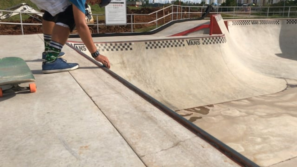 Skate | Thiago Zakur