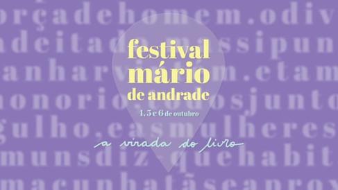 Festival Mário de Andrade   SPCine/TV Globo