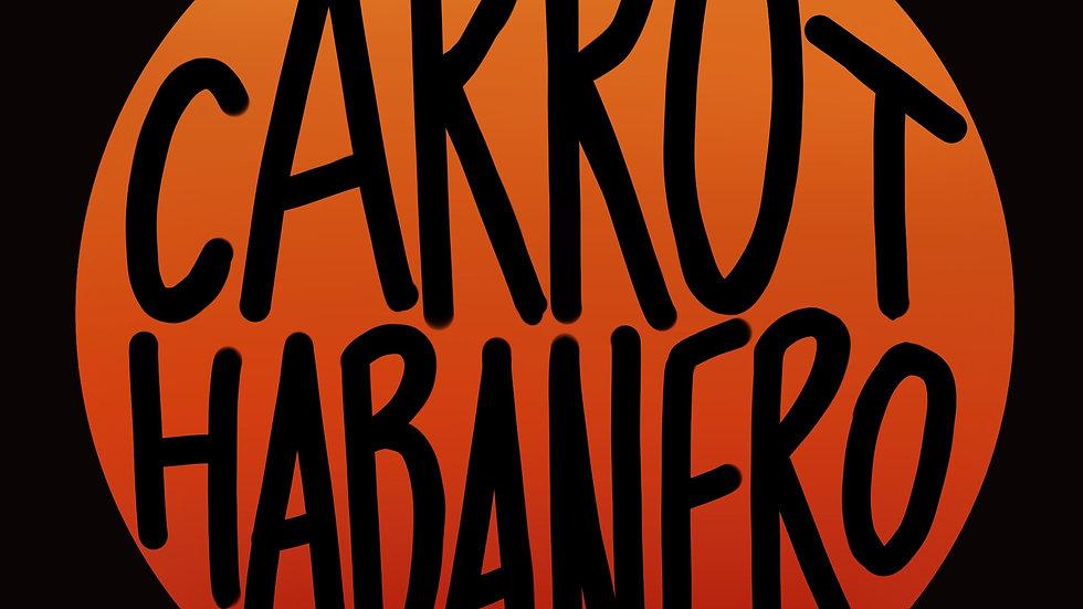 MF THANG - Carrot Habanero 5 oz.