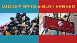 Mickey Hats & Butterbeer