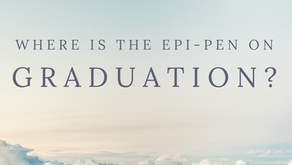 Where is the Epi-Pen on Graduation?