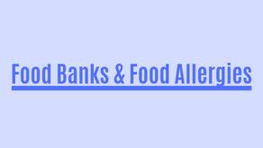 Food Banks & Food Allergies