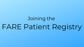 Joining the FARE Patient Registry