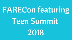 FARECon featuring Teen Summit 2018