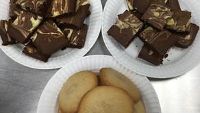 Brownies, Cookies & Almonds (BC#8)