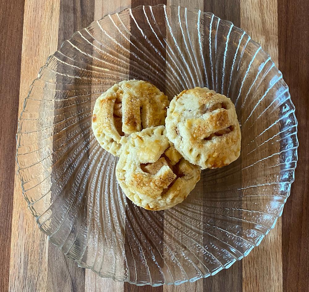 Mini Apple Hand Pies