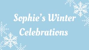 Sophie's Winter Celebrations