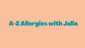 A-Z Allergies with Julia