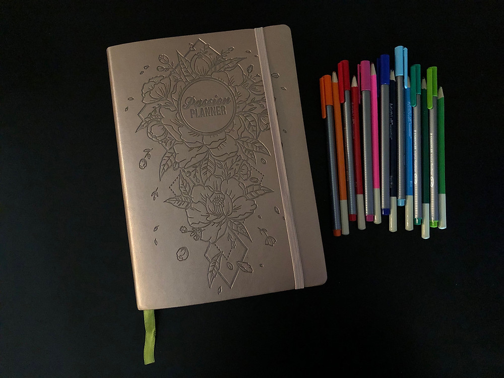 My 2019 Passion Planner