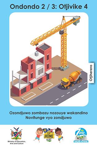 Zoshy Ojiherero Workbook