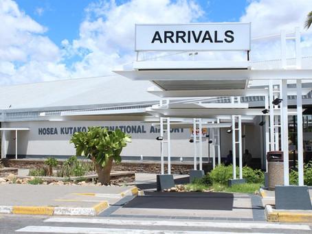 Flughäfen und Natis sind dicht
