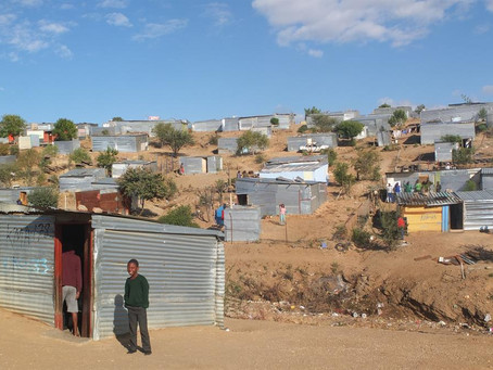 Emergency plan for slum dwellers