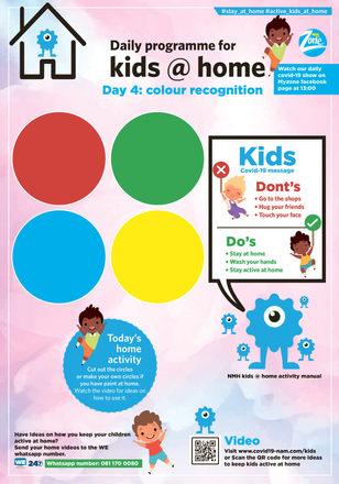 #4 Colour recognition