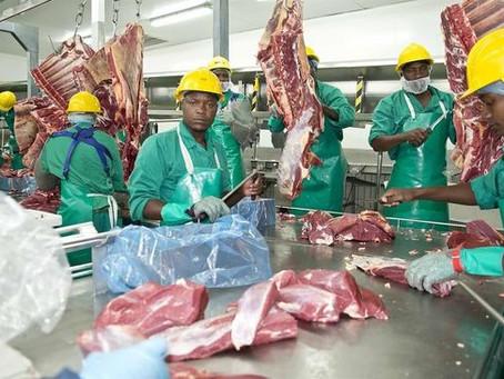 Meatco se fabriek heropen Woensdag
