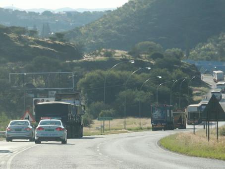 Swak kommunikasie rem lorries