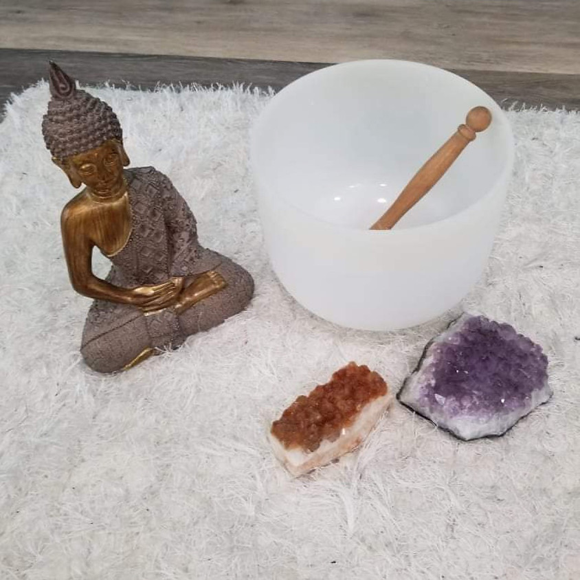 Restoritive Yoga with Sound Healing