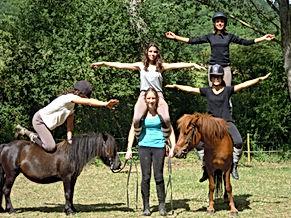 Vacances cheval