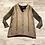 Thumbnail: Avant Toi Cashmere Silk Scarf Blouse