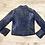 Thumbnail: Christiansen Button Up Leather Jacket