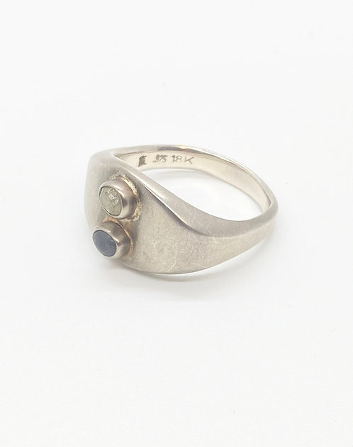 April Higashi Last Supper Ring