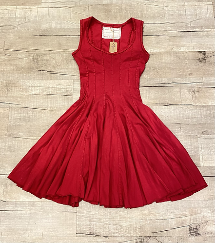 Alabama Chanin 16 Gore Panel Dress