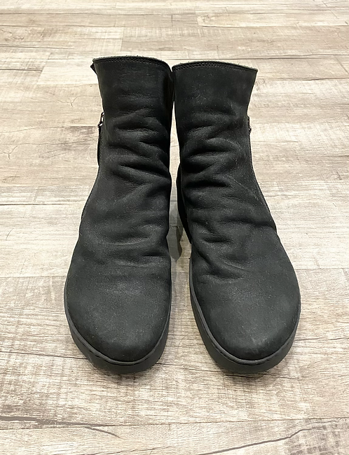 Trippen Leather Booties