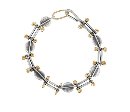 Erin Cuff Deco Desert Chain Bracelet
