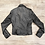Thumbnail: Balenciaga Leather Moto Jacket