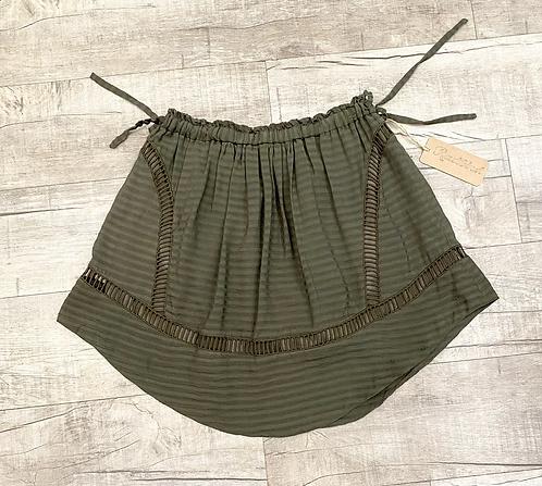 IRO Eyelit Skirt