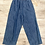 Thumbnail: Eskandar Denim Wide Leg Pants