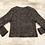 Thumbnail: Hartford Leather Trim Knit Jacket