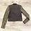 Thumbnail: Alexander Wang Leather Bomber Jacket