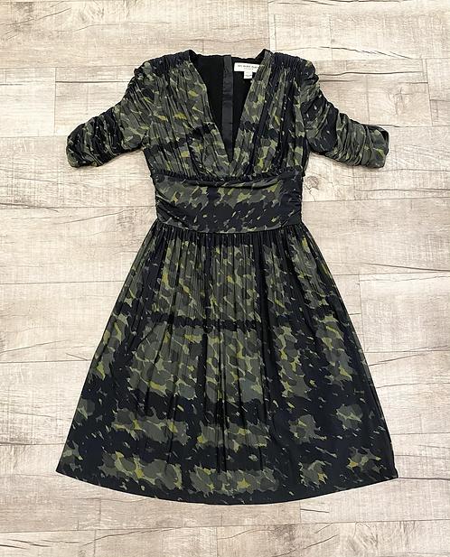 Burberry Print Scrunch Dress