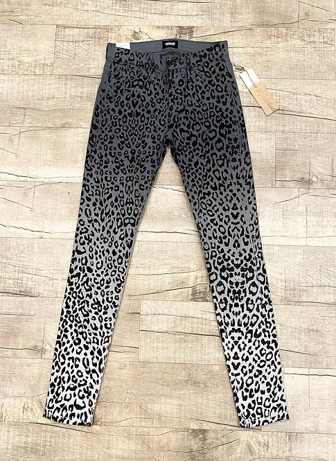 Hudson Leopard Print Pants