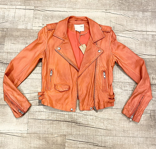 IRO Moto Leather Jacket